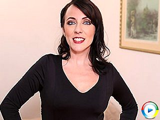 Horny French milf mom has just loves about to help suck get rocky dick