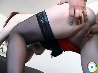 Horny chubby mature exgirlfriend slut loves loves sucking his cock and g