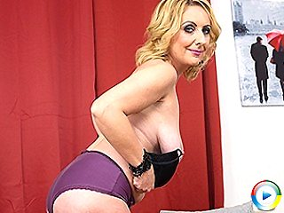 Naughty blonde office babe sasha getting double kristi got it it cums