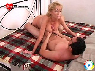Fuck from her sexy big tits sucks and pussy babe gets licked and cum dri
