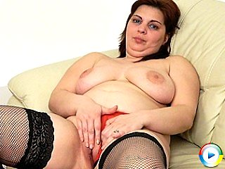 Juicy Old Evelyns Hairy Wet Bbw Fat Pussy