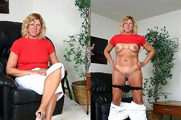 granny,blonde
