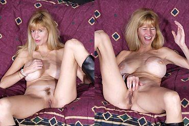 mature,blonde