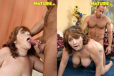 mature,busty