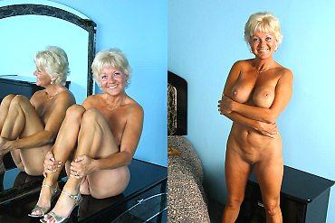 amateur,granny
