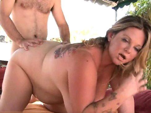 Amateur hard anal sex